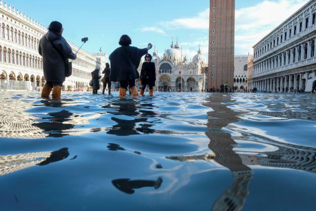 Βενετία : Σε κατάσταση έκτακτης ανάγκης λόγω των πλημμυρών | tovima.gr