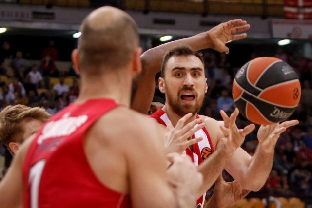 Ολυμπιακός – Ζαλγκίρις Κάουνας 83-74 | tovima.gr