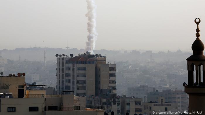 Ισραήλ και Γάζα: Μια ζωή στον στόχο πυραύλων   tovima.gr