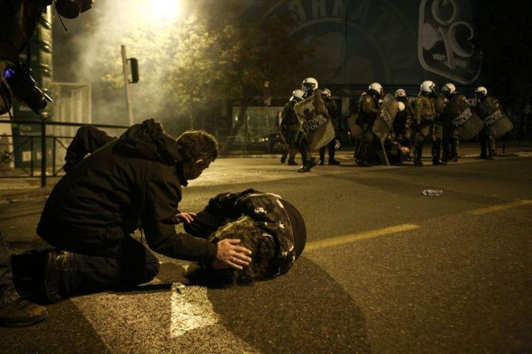 Τσίπρας: Φέτος στην πορεία του Πολυτεχνείου ενώ ως Πρωθυπουργός τις χτυπούσε με τα ΜΑΤ   tovima.gr