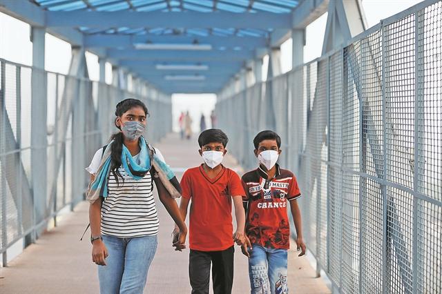 Ινδία : Θάλαμος αερίων το Νέο Δελχί | tovima.gr