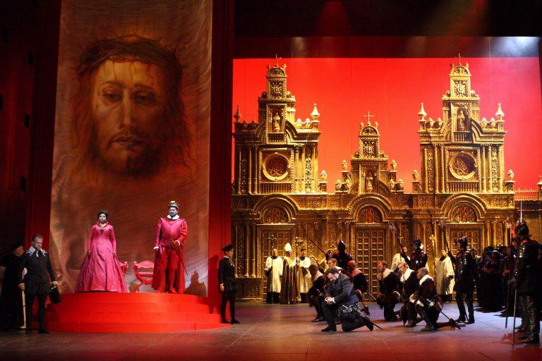 Ντον Κάρλο, η σημαντικότερη grand opera του Βέρντι για πρώτη φορά στην Ελλάδα στην πεντάπρακτη εκδοχή της | tovima.gr