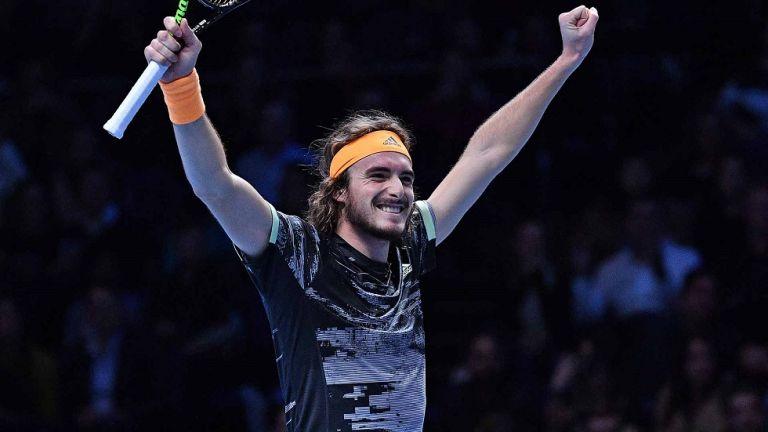 Θρίαμβος του Τσιτσιπά, νίκησε τον Φέντερερ και πέρασε στον τελικό! | tovima.gr