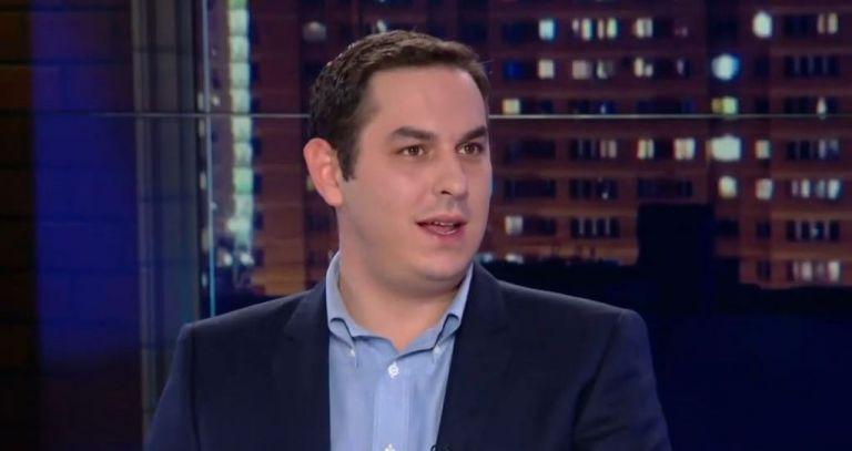 Β. Λιάκος στο One Channel: Ο πολίτης απαιτεί από τους πολιτικούς το διάλογο με την κοινωνία | tovima.gr