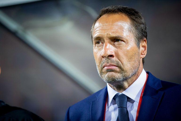 Ικανοποιημένος ο Φαν΄τ Σιπ από τη νέα εθνική ομάδα | tovima.gr