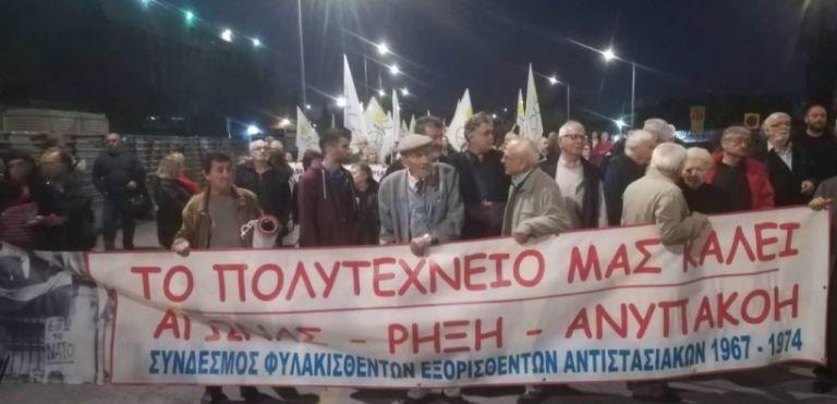 Σε εξέλιξη οι πορείες για την επέτειο του Πολυτεχνείου στη Θεσσαλονίκη | tovima.gr