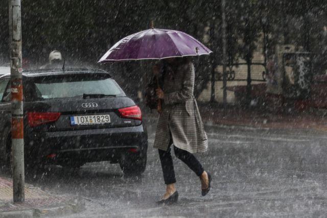 Νέα επιδείνωση του καιρού με ισχυρές βροχές και καταιγίδες | tovima.gr