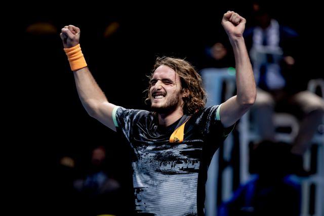 Τσιτσιπάς : Κάποτε έβλεπα το τουρνουά στην τηλεόραση, τώρα είμαι πρωταθλητής | tovima.gr