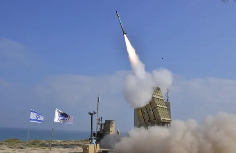 Ισραήλ: Το σύστημα αντιπυραυλικής άμυνας αναχαίτισε τέσσερις ρουκετών από τη Συρία | tovima.gr