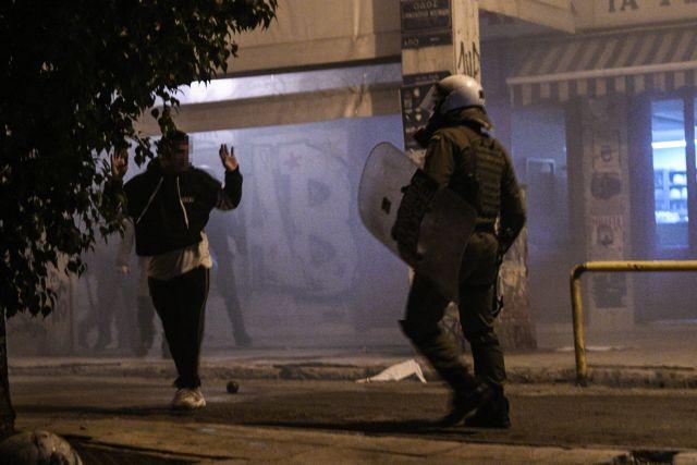 Παπαχριστόπουλος: Αυτά που έκανε η αστυνομία στα Εξάρχεια έπρεπε να τα έχουμε κάνει εμείς   tovima.gr