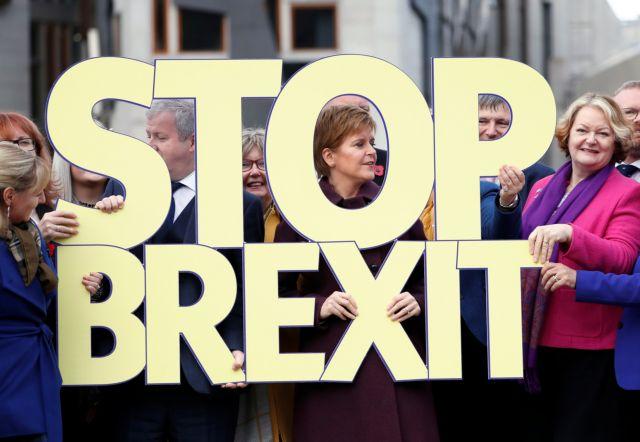 Βρετανία – δημοσκόπηση : Προβάδισμα 18 μονάδων των Συντηρητικών έναντι των Εργατικών | tovima.gr