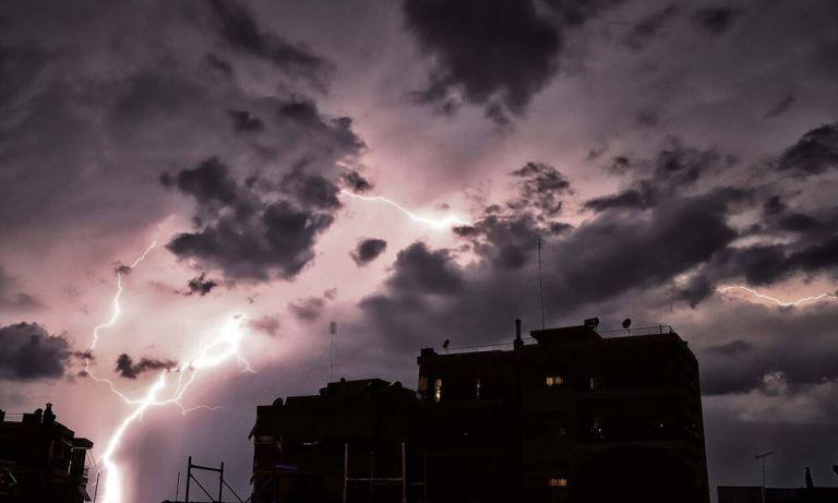 Καιρός : Ισχυρές καταιγίδες στην Αττική την Πέμπτη | tovima.gr