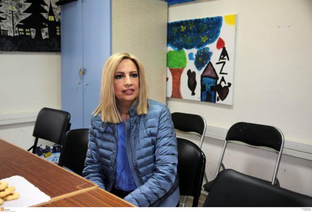 Γεννηματά : Χωρίς αλλαγή πολιτικής δεν υπάρχει μέλλον για τους μικρομεσαίους | tovima.gr