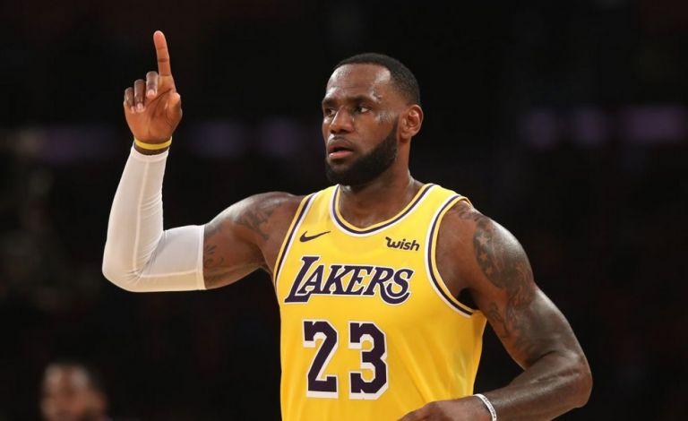 NBA : Μοναδικό ρεκόρ από τον ΛεΜπρον Τζέιμς   tovima.gr