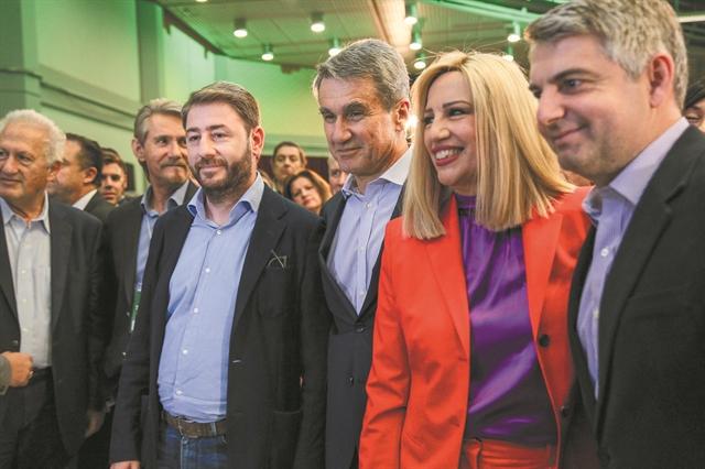 Προεκλογικός πυρετός στο ΚΙΝΑΛ | tovima.gr