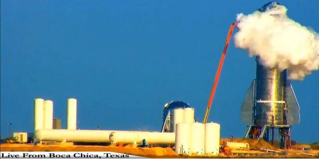Το διαστημόπλοιο του Ελον Μασκ ανατινάχθηκε κατά τις δοκιμές | tovima.gr