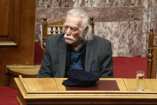 Στο ΝΙΜΙΤΣ ο Μανώλης Γλέζος : Σταθερή η κατάσταση η υγείας του | tovima.gr