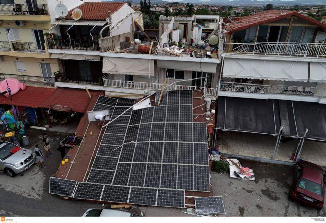 Κακοκαιρία : Κινδύνευσαν ανθρώπινες ζωές στη Χαλκιδική | tovima.gr