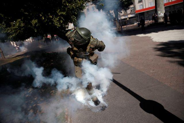 «Καζάνι που βράζει» η Χιλή : Νεκροί, διαδηλώσεις και λεηλασίες | tovima.gr