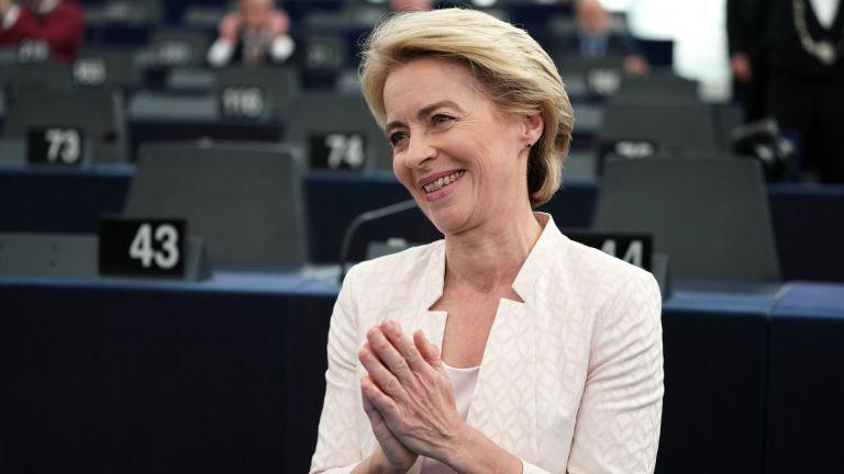 Φον ντερ Λάιεν : 27 Νοεμβρίου ο διορισμός της στην Κομισιόν   tovima.gr