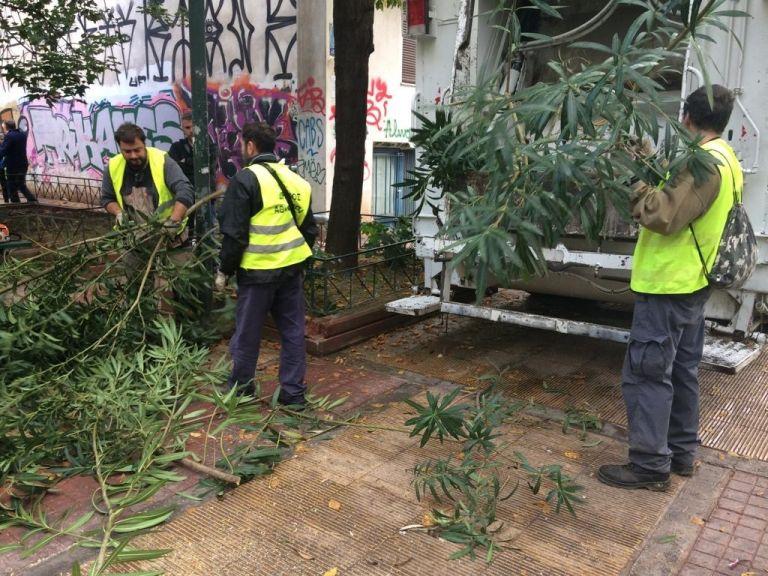 Δήμος Αθηναίων : Παρέμβαση καθαριότητας στον Άγιο Παύλο | tovima.gr