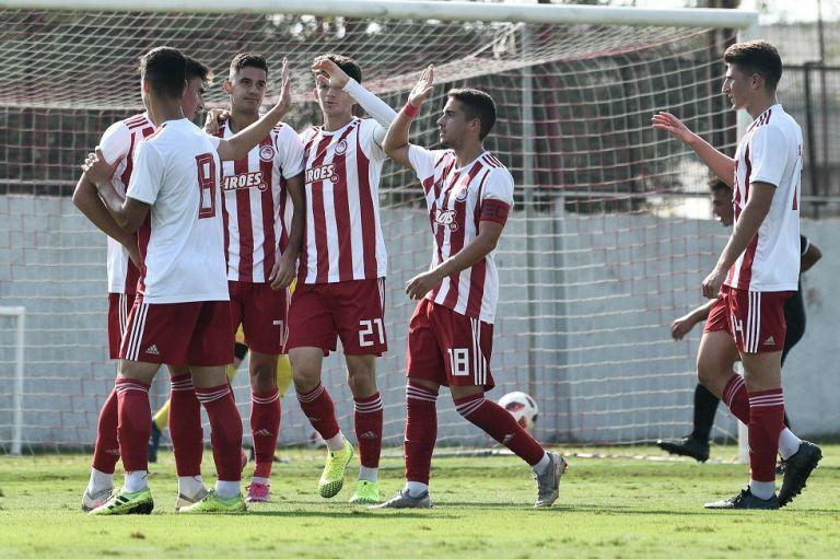 Ολυμπιακός: Η αποστολή της Κ19 για το ματς με την Τότεναμ | tovima.gr