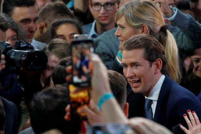 Κουρτς – Αυστρία : Επικράτησε στις περιφερειακές κάλπες-Νικητής και στις 4 εκλογικές αναμετρήσεις | tovima.gr