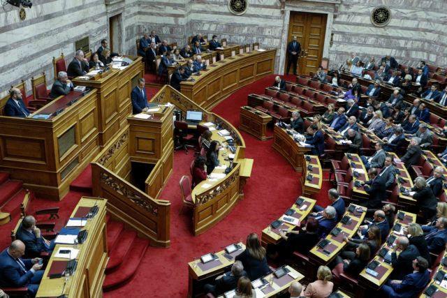 Parliament approves Constitutional Amendments | tovima.gr