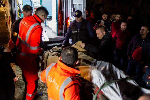 Σεισμός στην Αλβανία: Ολονύχτια «μάχη» για τον εντοπισμό εγκλωβισμένων | tovima.gr