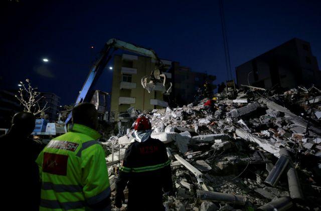 Σεισμός στην Αλβανία: Συντριβή για τους νεκρούς που αυξάνονται, αγωνία για τους αγνοούμενους   tovima.gr