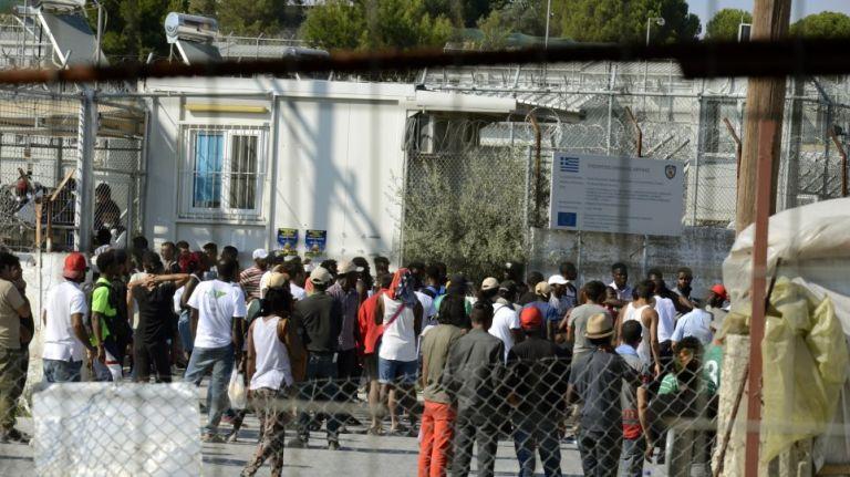 Μόρια : Νεκρός 35χρονος πρόσφυγας | tovima.gr