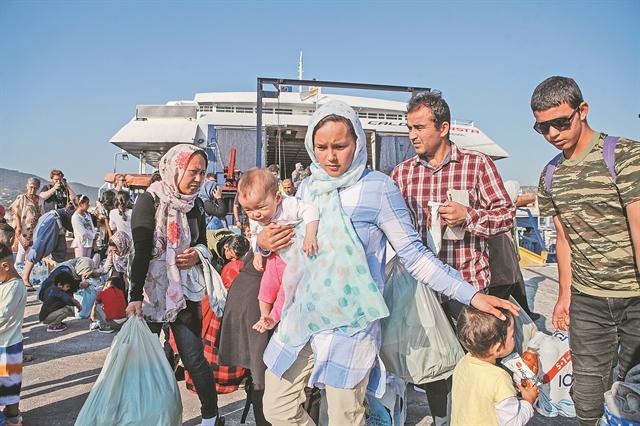Προσφυγικό :  Εντονες αντιδράσεις για τα κλειστά κέντρα | tovima.gr