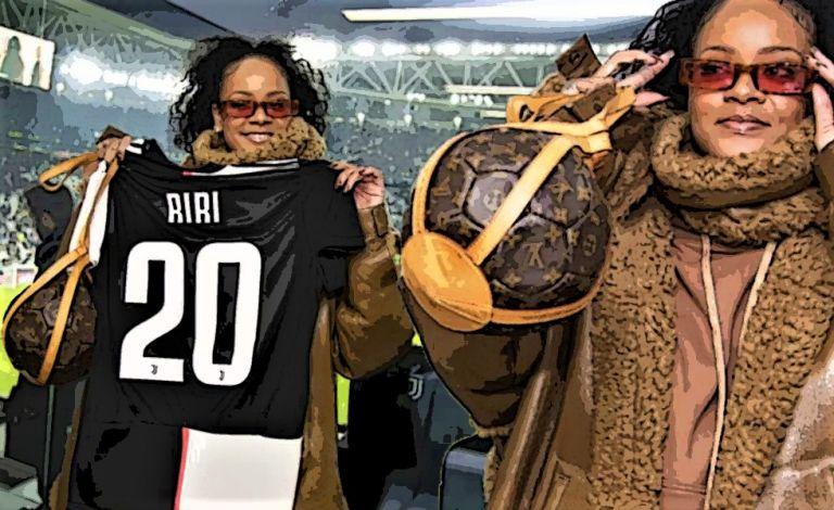 «Τρέλανε» το Τορίνο η Ριάνα: Είδε CR7 με τσάντα – μπάλα αξίας 2000 δολαρίων! (pics+vids)   tovima.gr