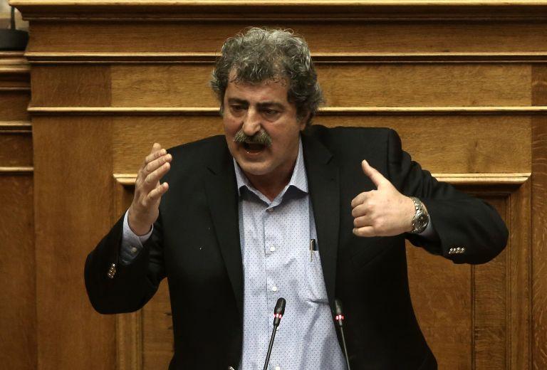 Κουμουνδούρου «αδειάζει» Πολάκη για την αήθη επίθεση κατά Αγαπηδάκη | tovima.gr