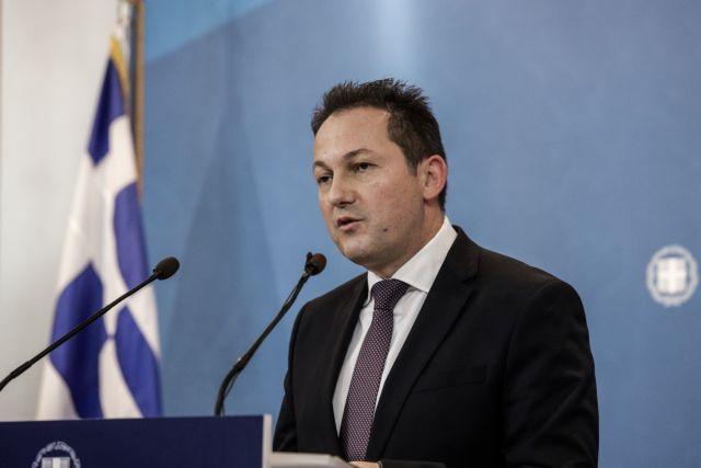 Πέτσας : «Οι αντιδημοκρατικές ενέργειες δεν πτοούν την κυβέρνηση» | tovima.gr