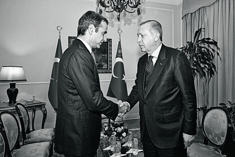 Απάντηση στον τουρκικό αναθεωρητισμό αναζητεί η Αθήνα | tovima.gr