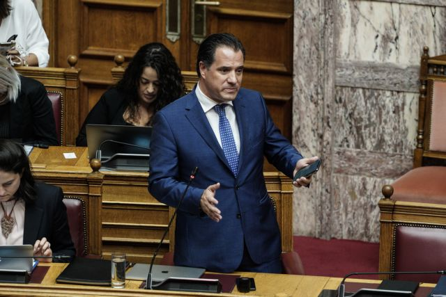 Γεωργιάδης για πλεόνασμα : Στόχος να περνά στους φορολογικούς συντελεστές | tovima.gr