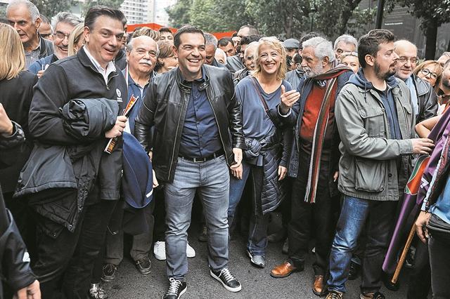 Ραντεβού στους… δρόμους δίνει ο Τσίπρας | tovima.gr