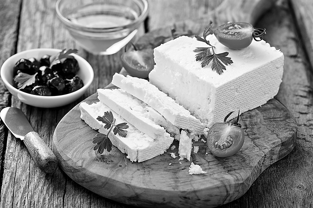 Μόνο ελληνική φέτα στα κινεζικά ράφια | tovima.gr