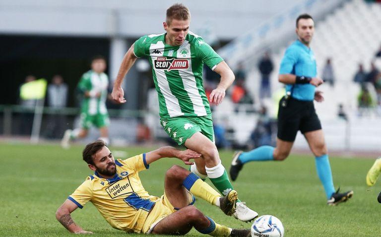 Επιστροφή στις νίκες για τον Παναθηναϊκό, 1-0 τον Αστέρα Τρίπολης | tovima.gr