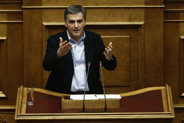 Τσακαλώτος : Στο συνέδριο ο απολογισμός των λαθών | tovima.gr
