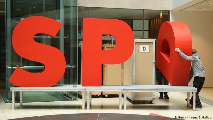 «Το SPD αγωνίζεται για την επιβίωσή του» | tovima.gr