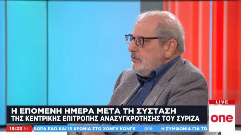 Αχ. Μητσός στο One Channel: Οι Πρέσπες έπαιξαν καταλυτικό ρόλο για να προσχωρήσω στον ΣΥΡΙΖΑ   tovima.gr