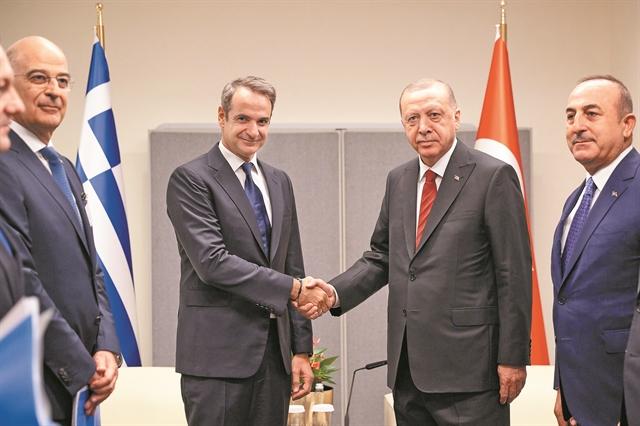 Χωρίς εθνική στρατηγική απέναντι στον Ερντογάν | tovima.gr