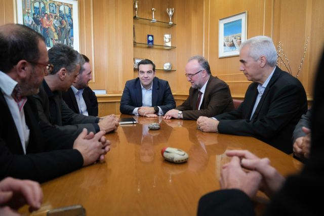 Επέκταση κυρώσεων της ΕΕ στην Τουρκία ζητά ο Τσίπρας | tovima.gr