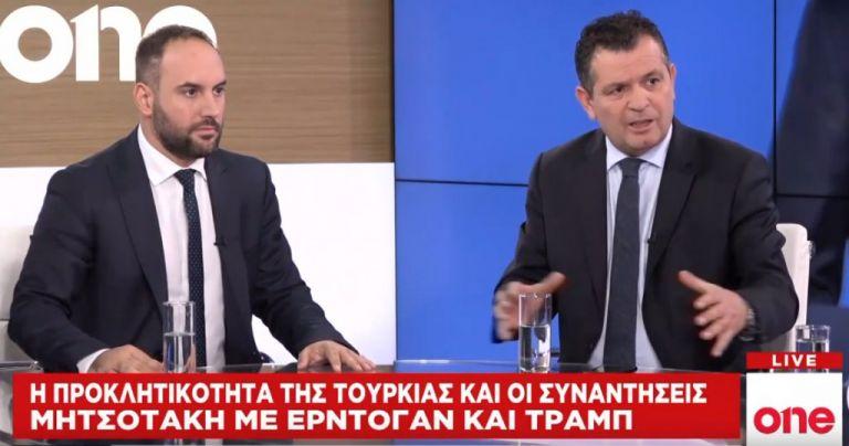 Τα ελληνοτουρκικά στο μικροσκόπιο του One Channel – Χ. Μπουκώρος και Μ. Χατζηγιαννάκης | tovima.gr