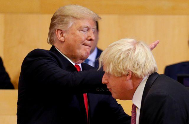 Βρετανία : Η εμπλοκή Τραμπ στο βρετανικό ΕΣΥ ταράζει την προεκλογική περίοδο | tovima.gr