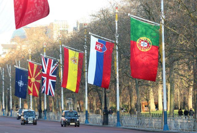 Σύνοδος Κορυφής  ΝΑΤΟ:  Ξεκινά εν μέσω έντονων διαφωνιών μεταξύ ηγετών των κρατών μελών | tovima.gr