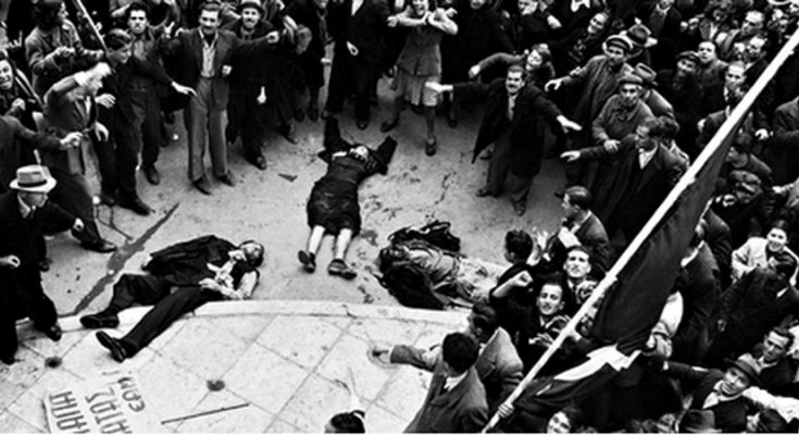 Δεκεμβριανά: 75 χρόνια από τα αιματηρά γεγονότα της Αθήνας | tovima.gr