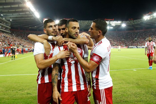 Ολυμπιακός : Ο πλέον δημοφιλής σύλλογος στην Ελλάδα | tovima.gr